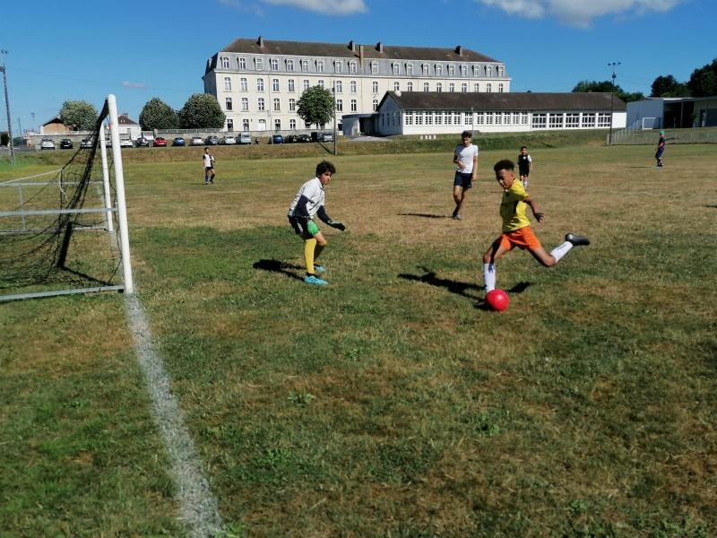 Football dans la Haute-Vienne