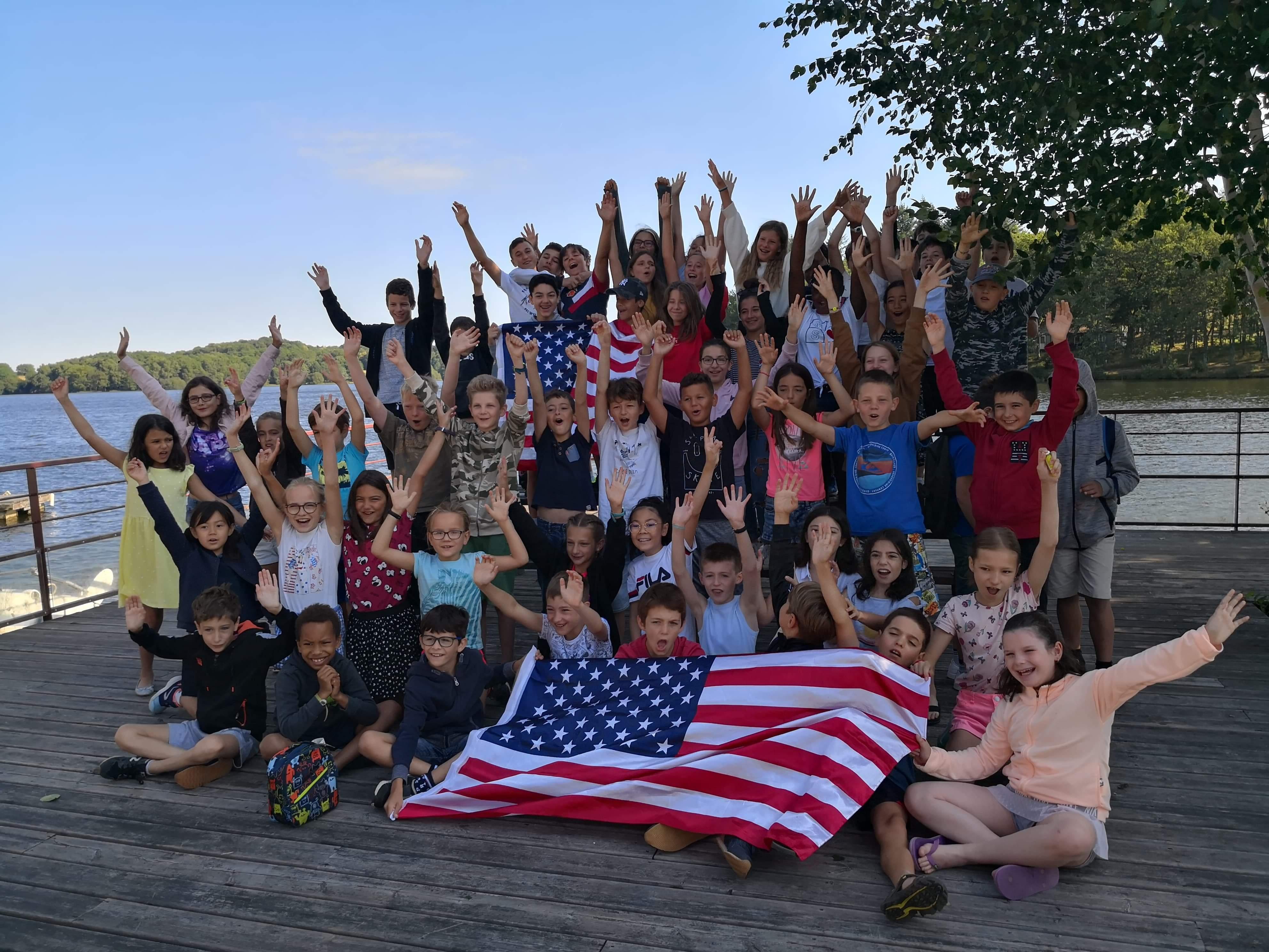 Wild American Camp dans le Limousin