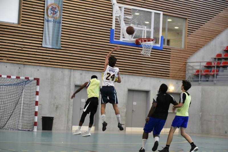 Basketball dans la Haute-Vienne
