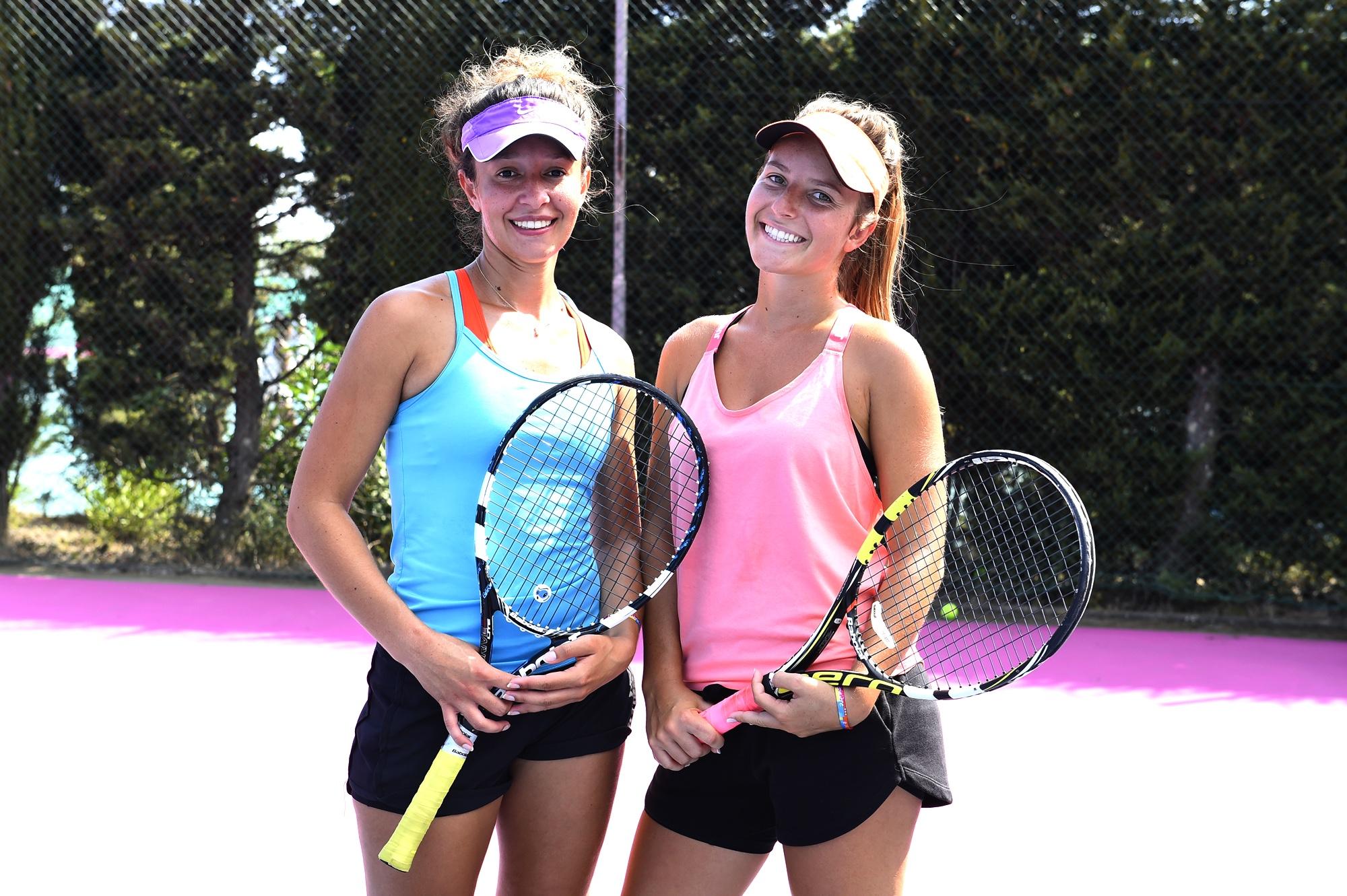 Stage Tennis Intensif + Golf + Langue