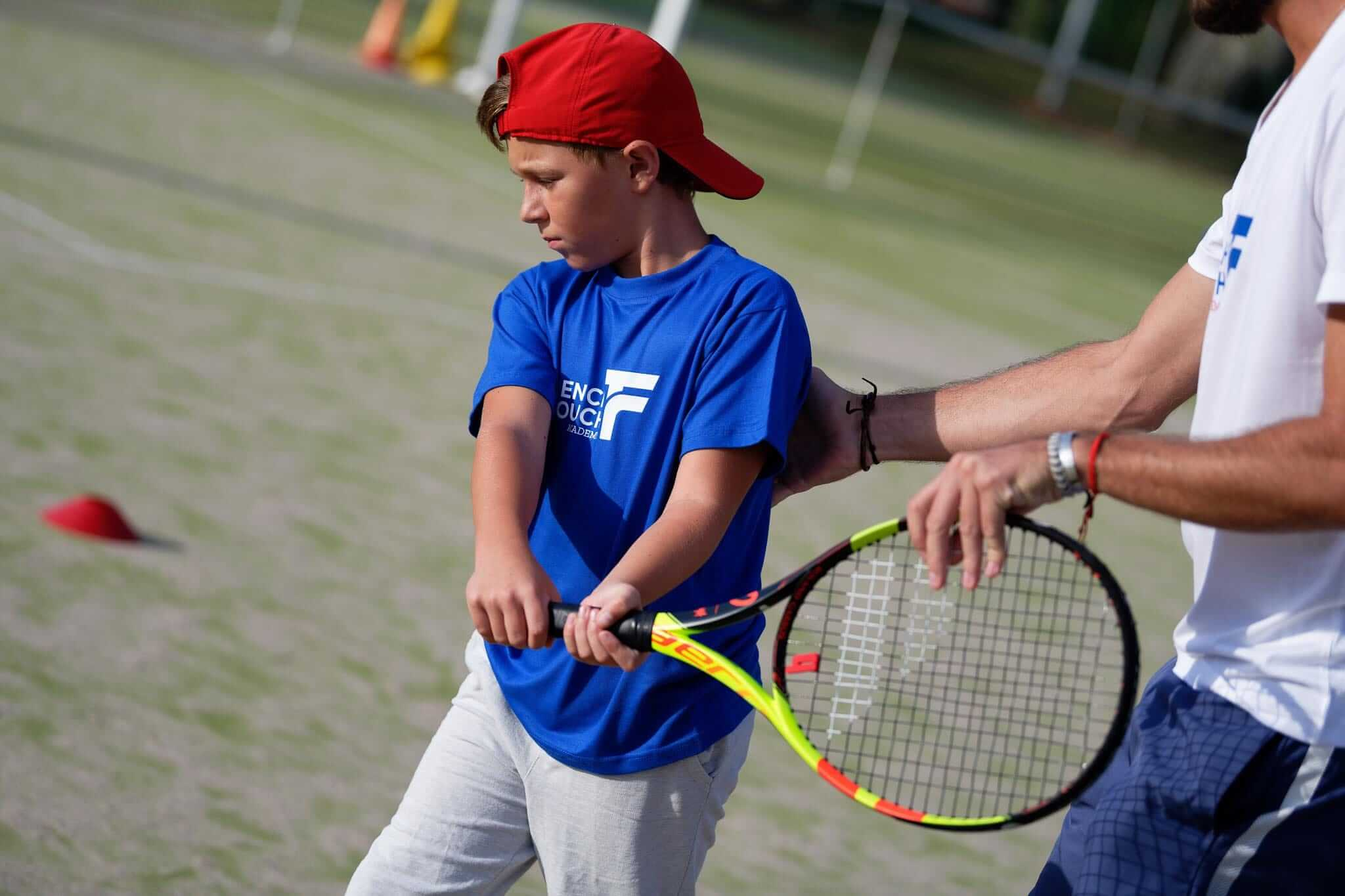 Stage Tennis Intensif + Fitness