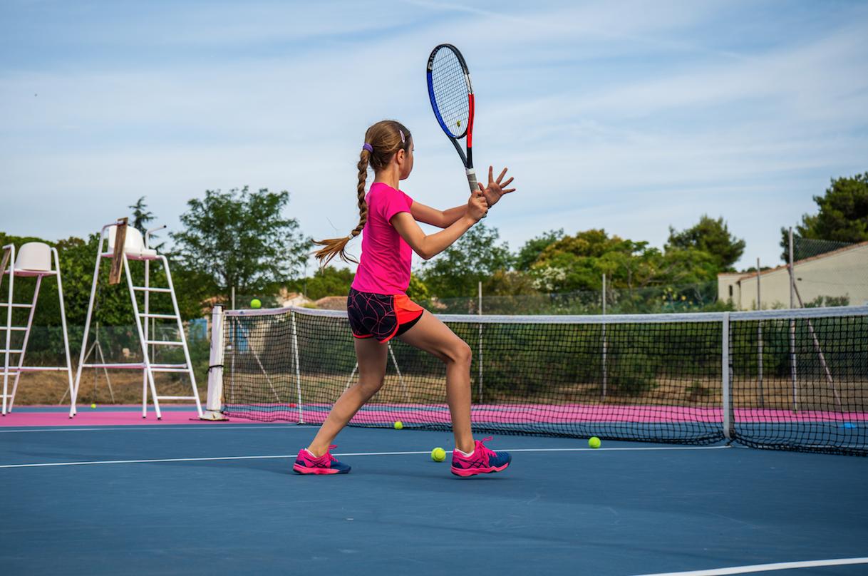 Stage Tennis Semi-Intensif + Fitness