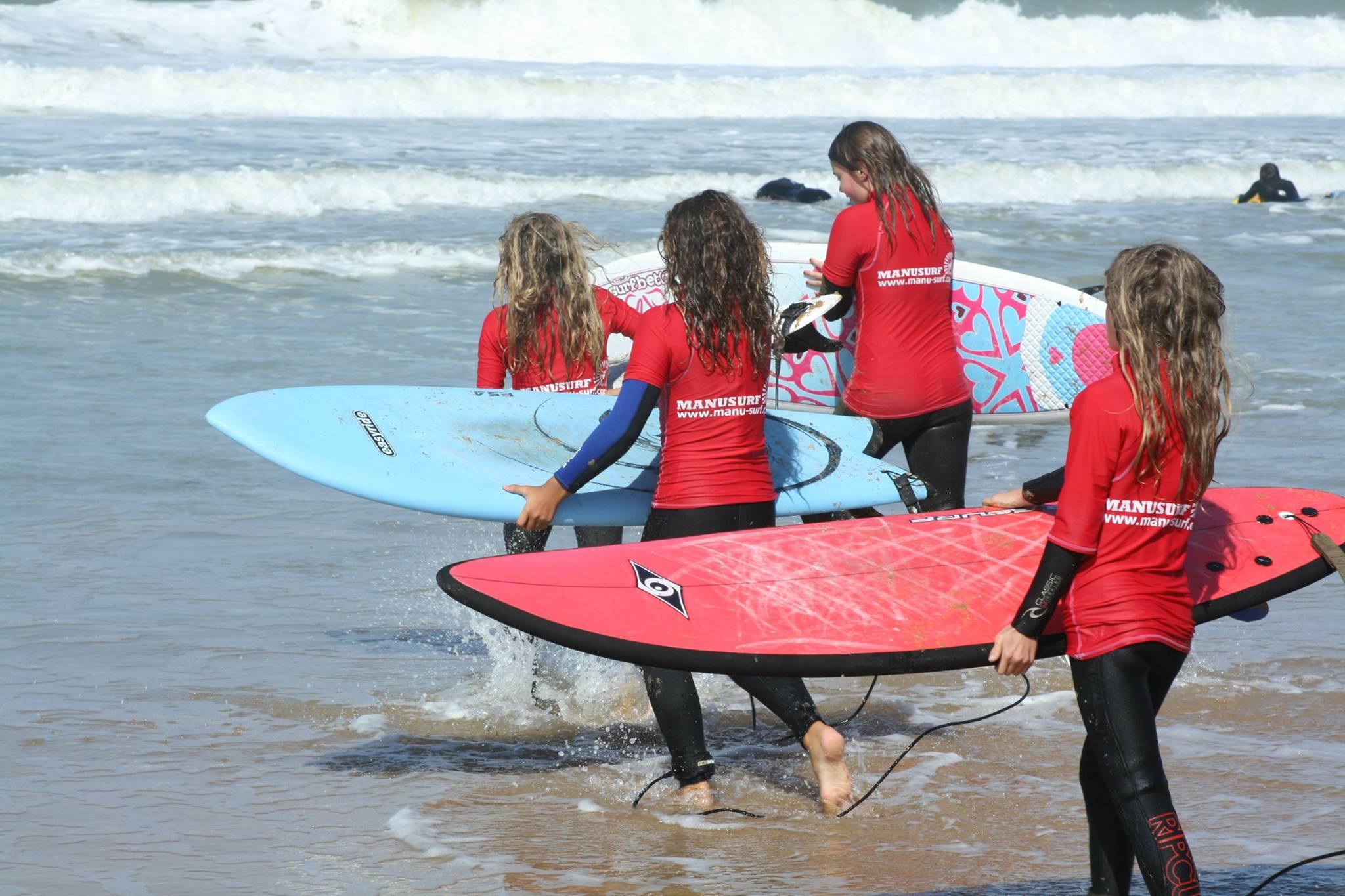 Surf camp enfants surf & skate