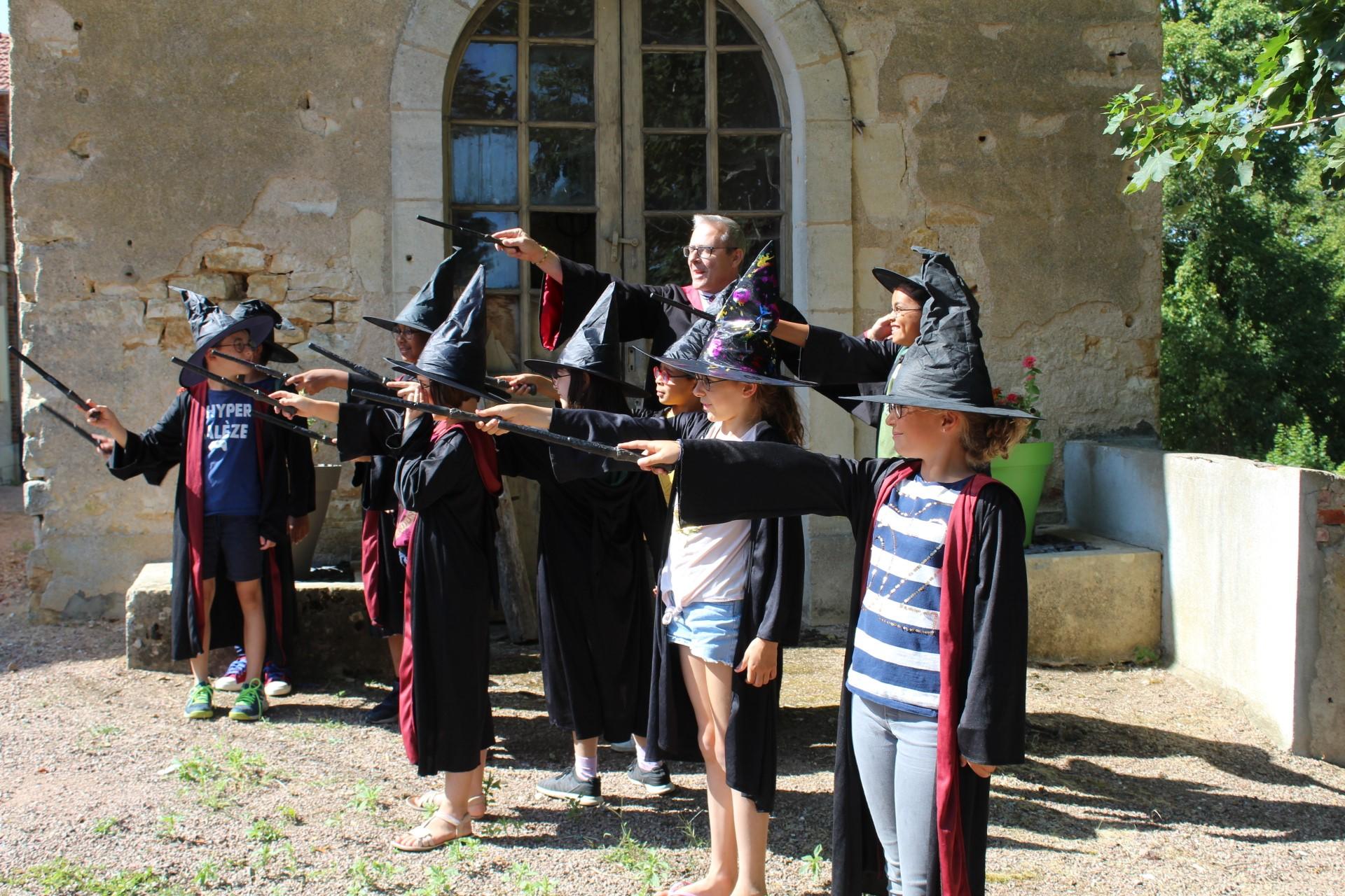 Apprentis Sorciers en Charente
