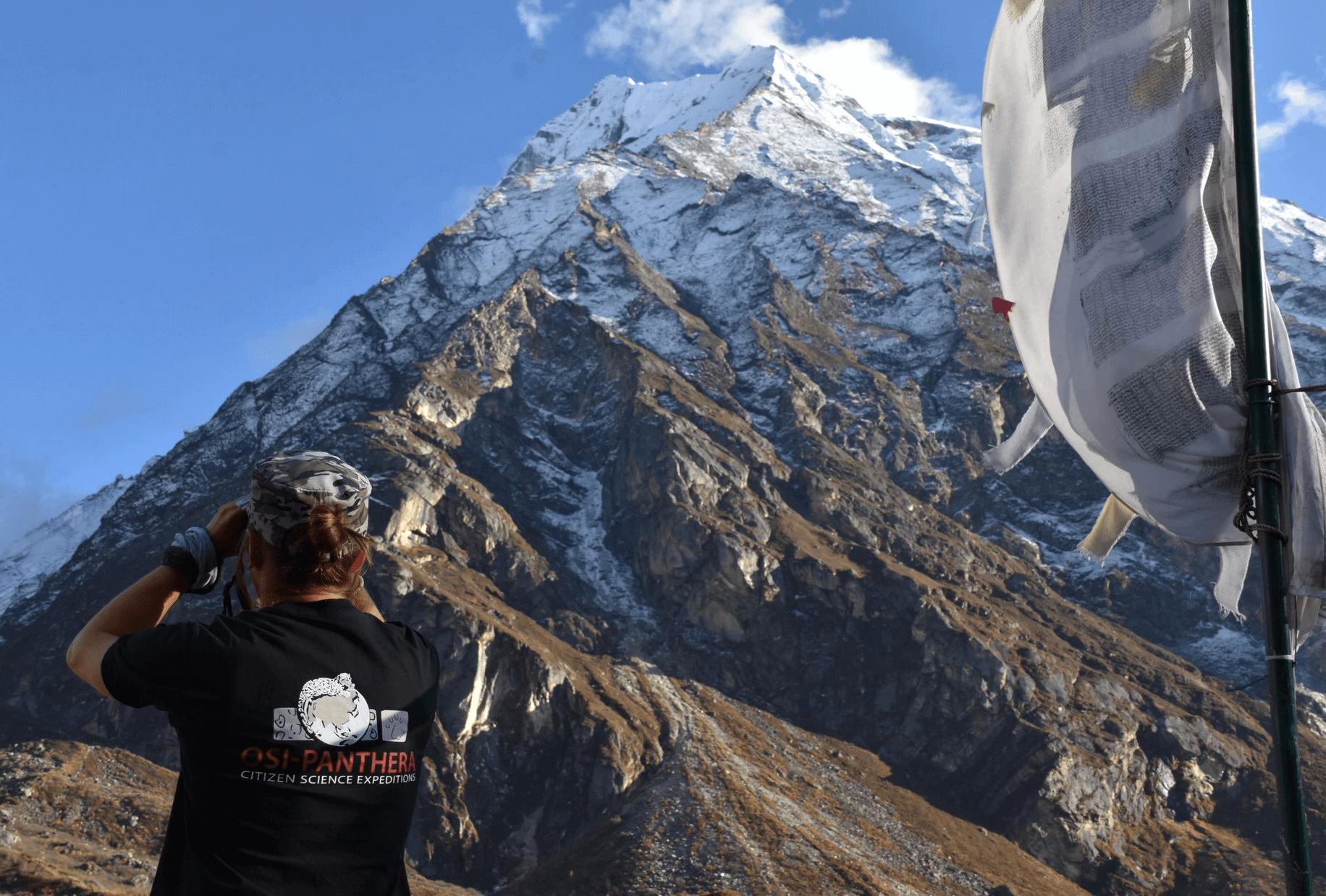 Sur les Traces de la Panthère des Neiges au Népal