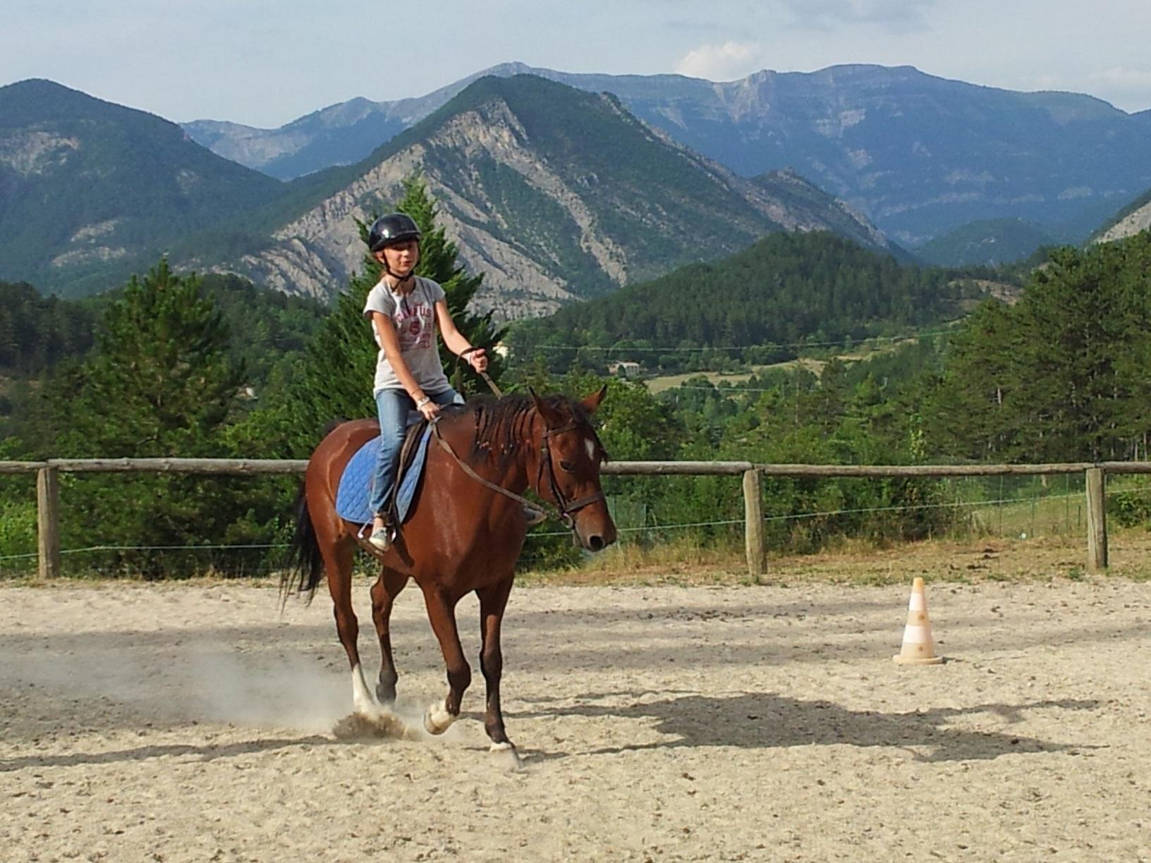 Séjour Équitation Automne