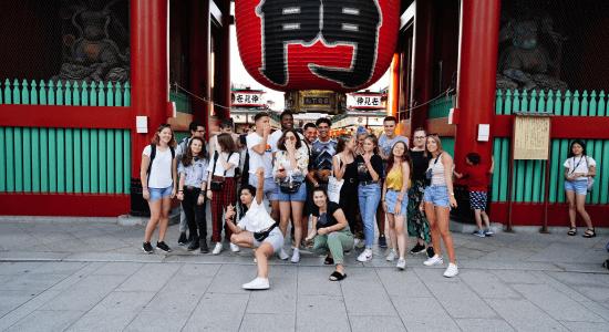Tokyo, le Japon en lettres capitales