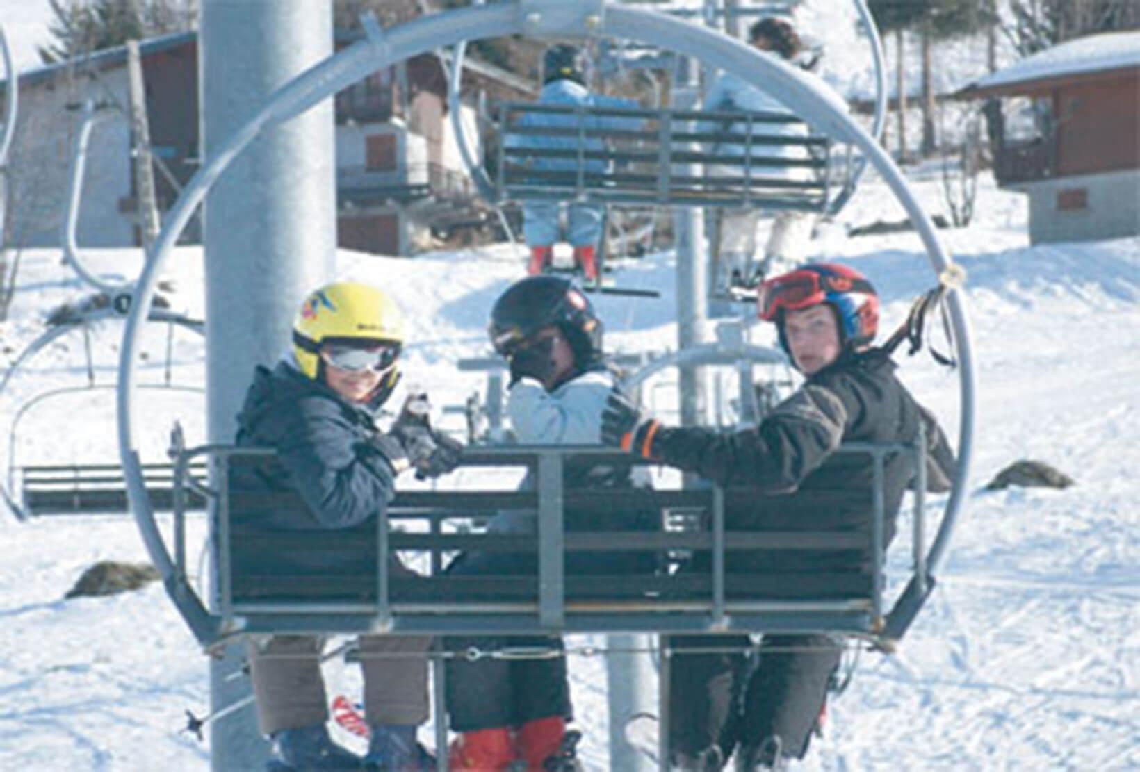Multi-glisse et chiens de traîneau : séjour ski de piste