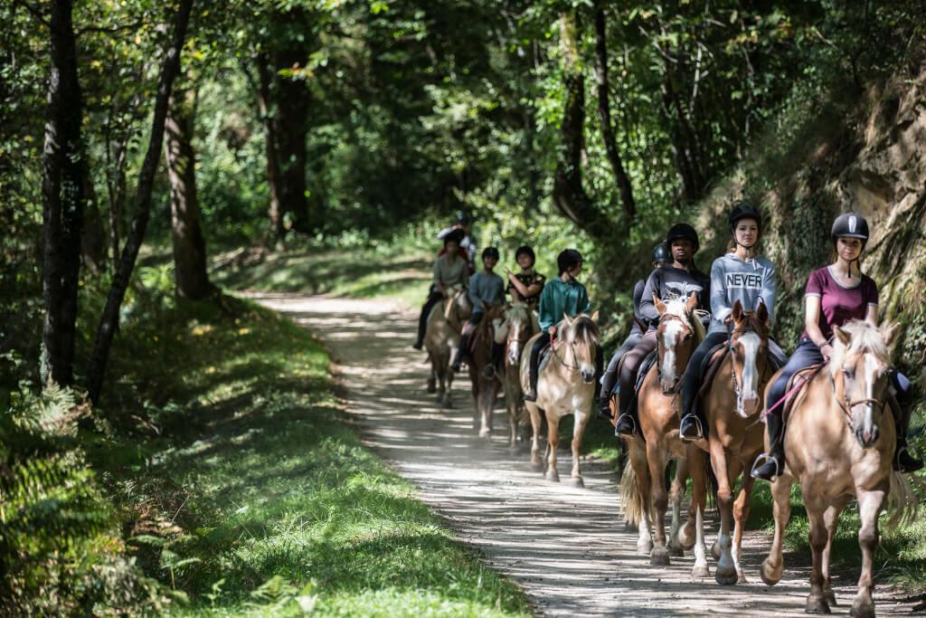 Équitation loisir et magie en Charente