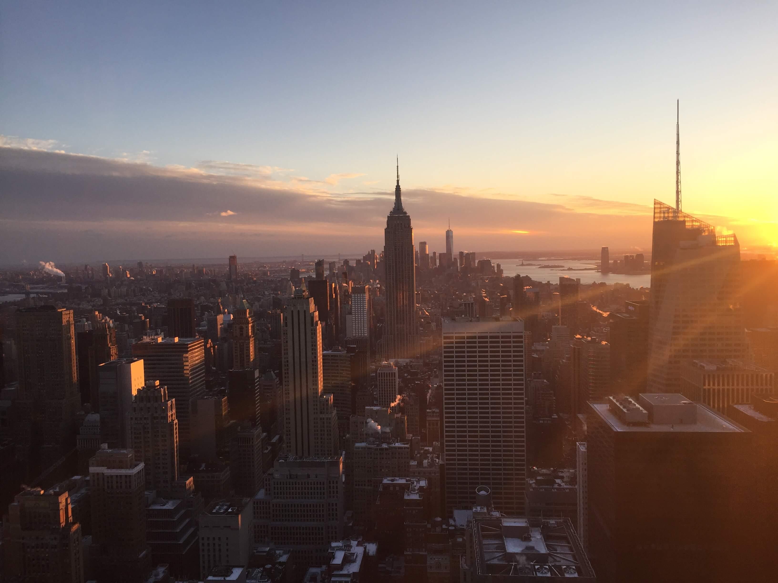 New York City Break