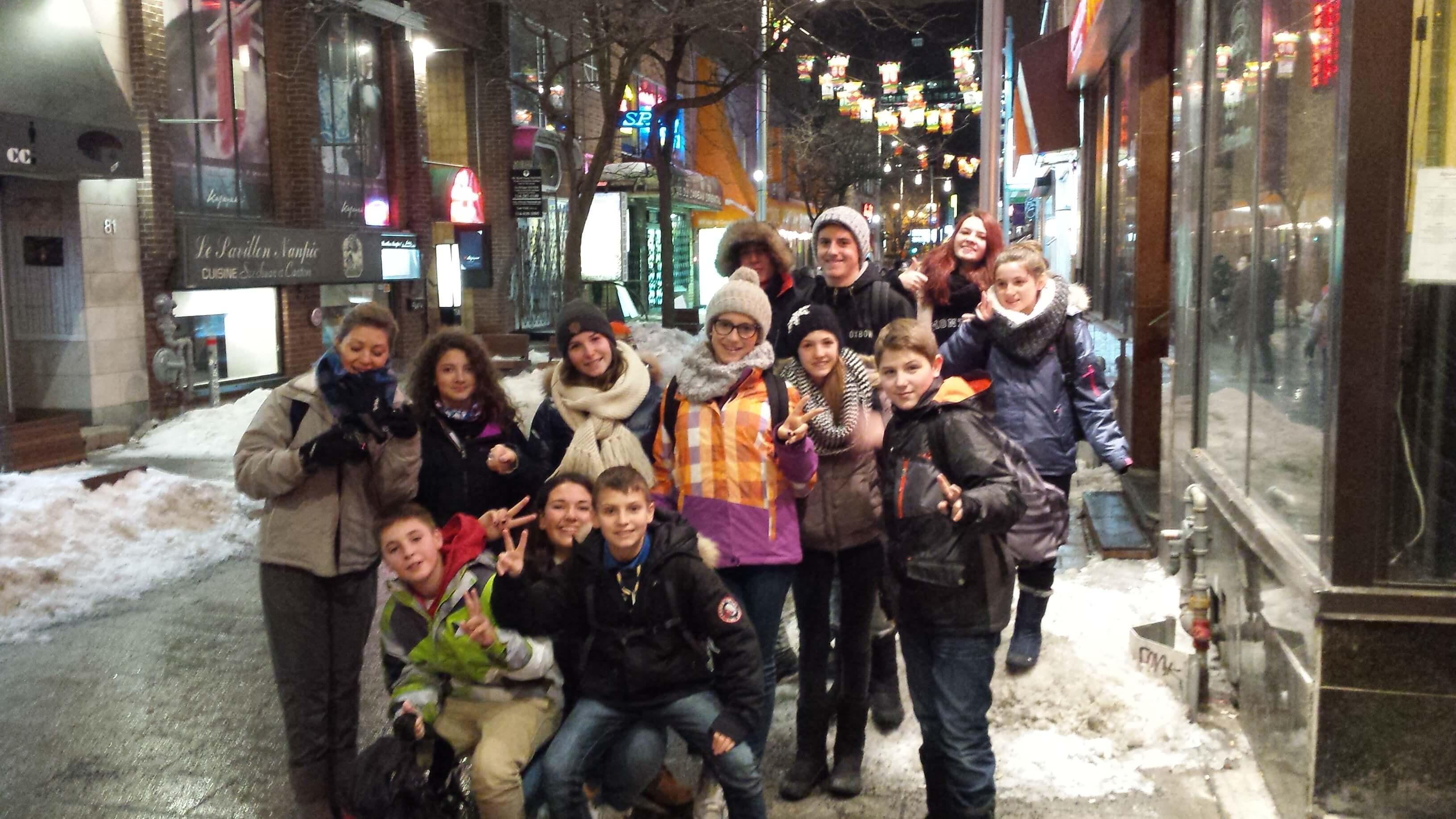 Québec City Break