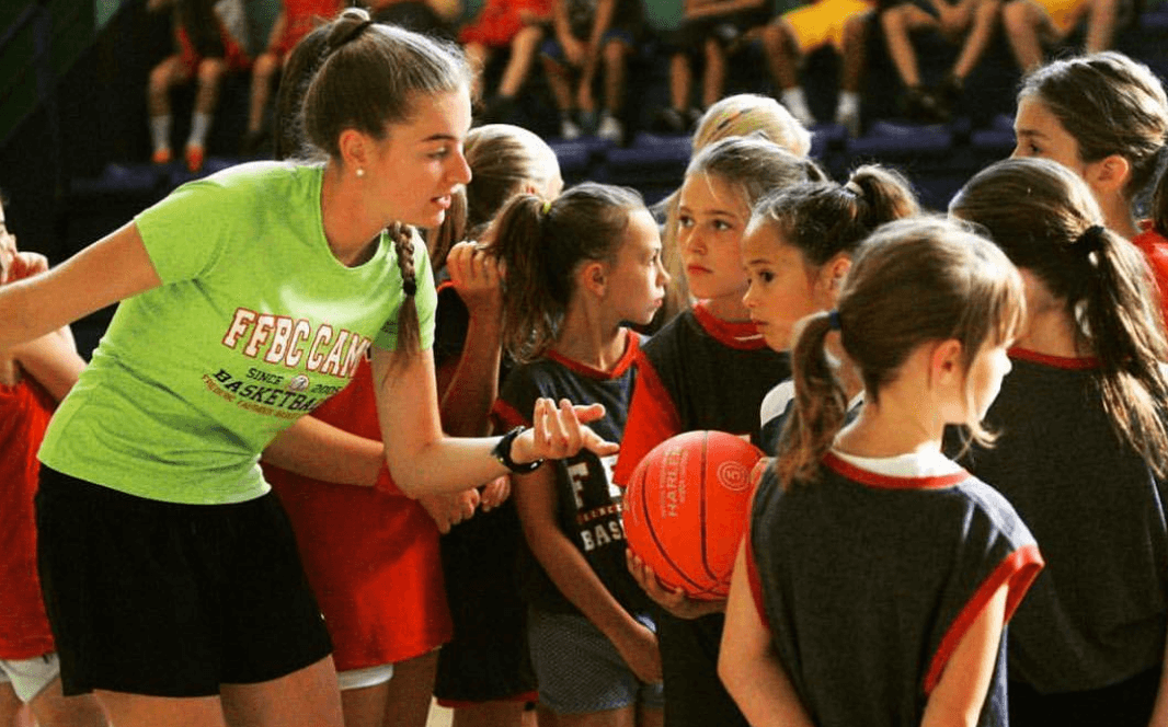 Stage petites vacances de Basketball à Hagetmau