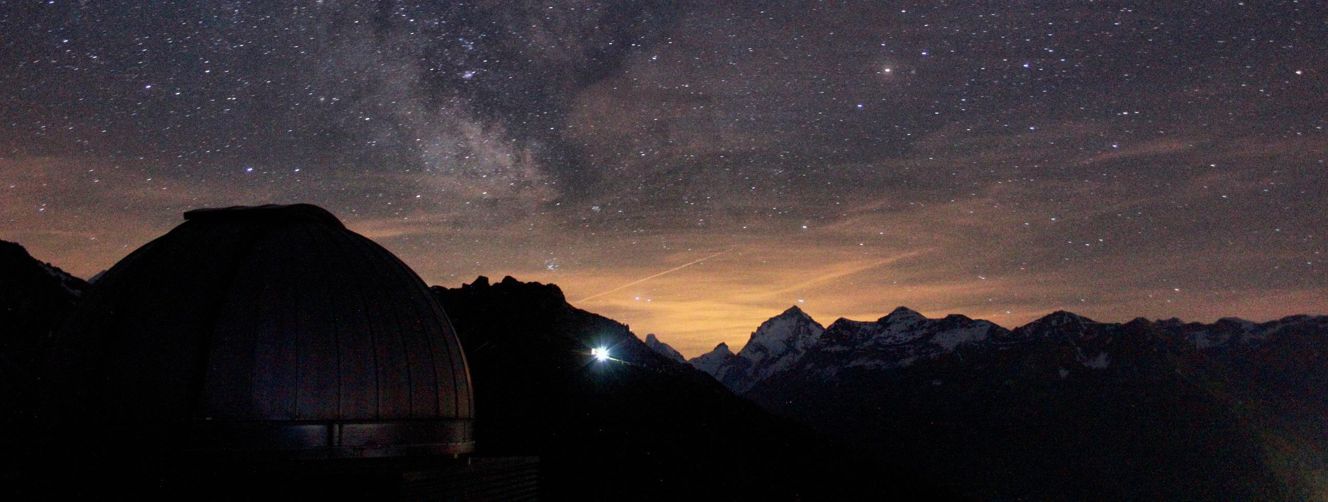 Astronomie & Sports d'hiver