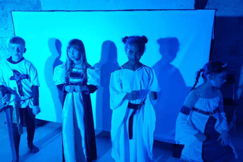 Stage de Théâtre : Le retour des Titans