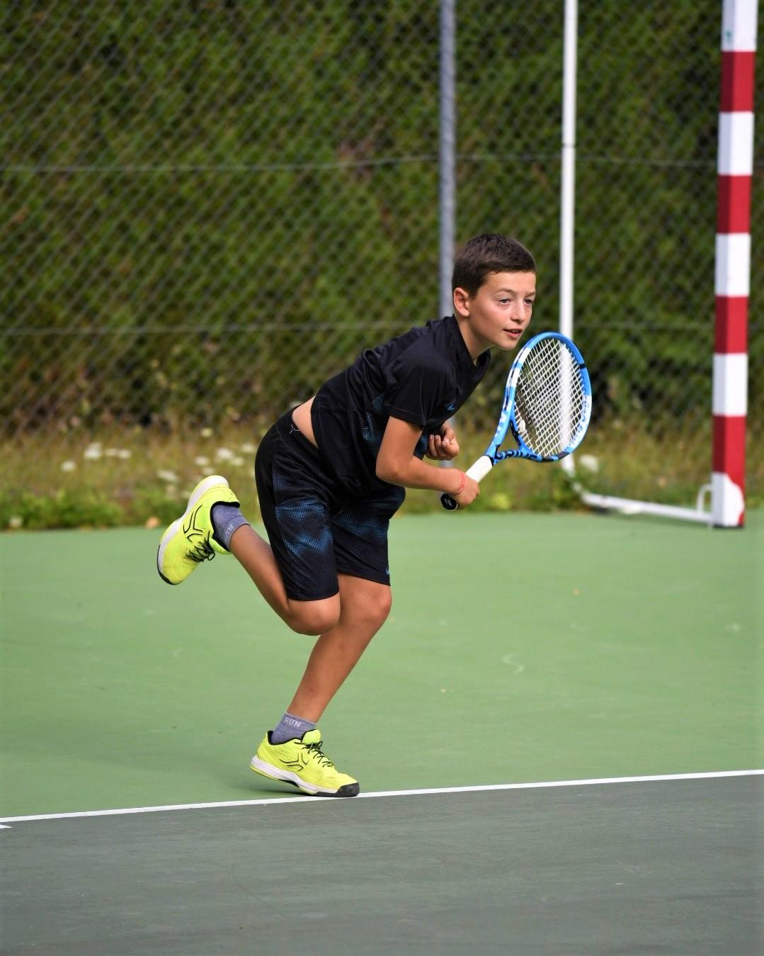 Tennis dans la Haute-Vienne